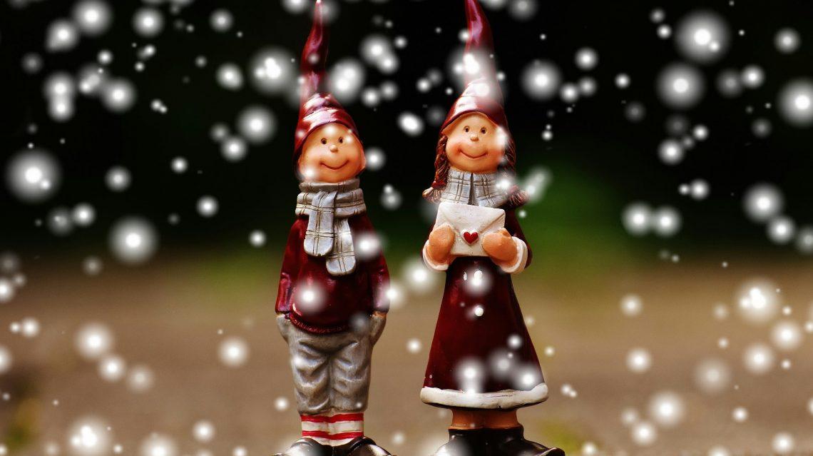 Comment imaginer que nous ne passerons pas Noël avec nos petits anges chéris?